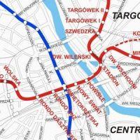 PILNE: Warszawa znów sparaliżowana. Robotnicy trafili na trzecią linię metra