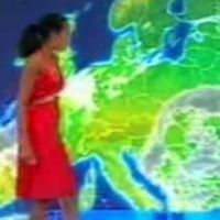 Protest polskich pogodynek. Tego wieczoru widzowie zobaczyli tylko jedną planszę